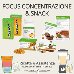 Focus e Snack